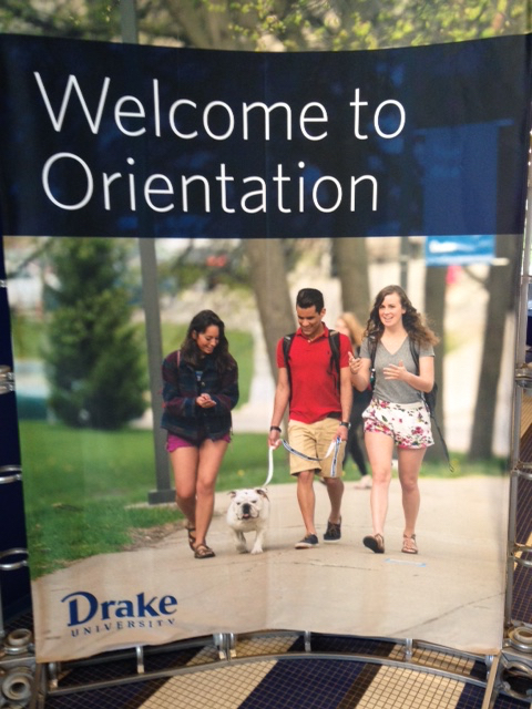 drake orientation banner