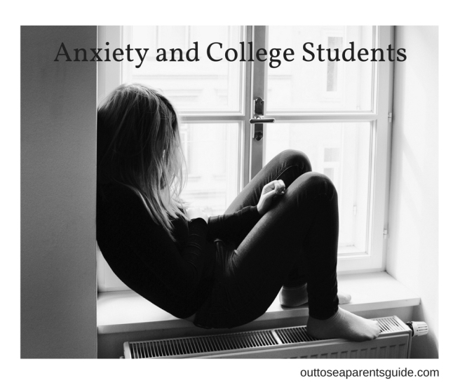 anxiety and college students