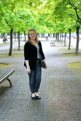 Brooke Prague 3 park